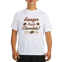 Lawyer Gift Funny Performance Dry T-Shirt