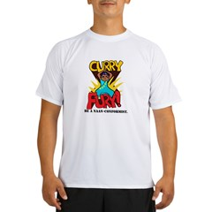 Curry Fury! Performance Dry T-Shirt