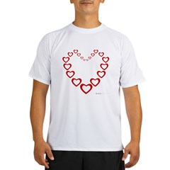 Heart Of Hearts Performance Dry T-Shirt