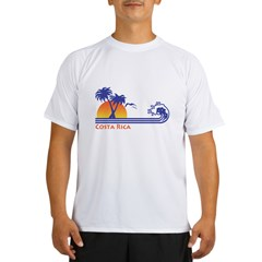 Costa Rica Performance Dry T-Shirt