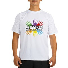 Autism Performance Dry T-Shirt