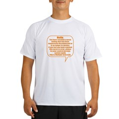 Hello Performance Dry T-Shirt