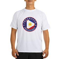 Filipino Masons Performance Dry T-Shirt