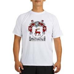 McCarthy Coat of Arms Performance Dry T-Shirt