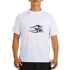 Chair Flame 2 Performance Dry T-Shirt