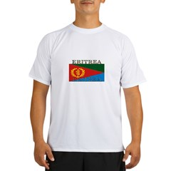 Eritrea Performance Dry T-Shirt