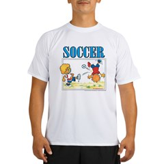 Soccer! Performance Dry T-Shirt