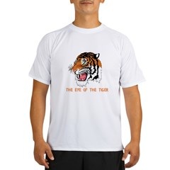 Eye of the tiger Performance Dry T-Shirt