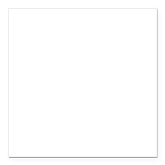 "Cats for Obama - 28 More Years! Square Car Magnet 3"" x 3"""