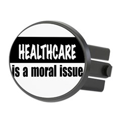Healthcare Oval Hitch Cover