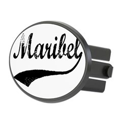Vintage: Maribel Oval Hitch Cover