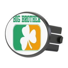 BIG BROTHER (Irish) Oval Hitch Cover