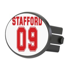 STAFFORD 09 Oval Hitch Cover