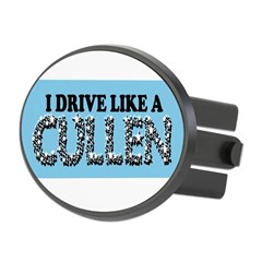 drive like a cullen remix Oval Hitch Cover