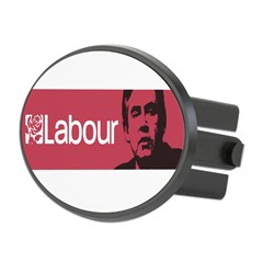 Gordon Brown Labour Party Oval Hitch Cover