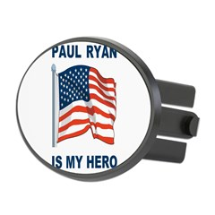 Paul Ryan is my Hero! Oval Hitch Cover
