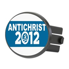 ANTICHRIST 2012 Oval Hitch Cover