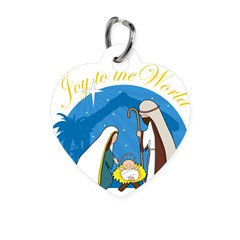 nativity scene cp.png Heart Pet Tag