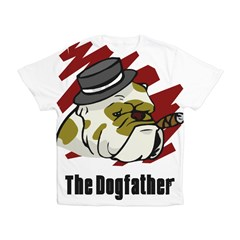 The Dogfather Men's All Over Print T-Shirt