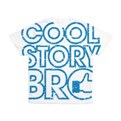 Cool Story Bro Men's All Over Print T-Shirt