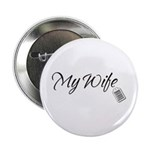 "My Wife Tag -- Priceless 2.25"" Button (10 pack)"