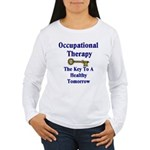 Occupational Therapy Women's Long Sleeve T-Shirt