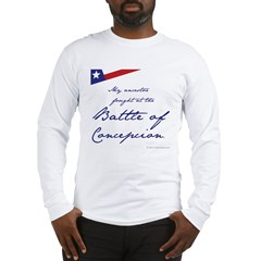 Battle of Concepcion Long Sleeve T-Shirt > Battle of Concepcion ...