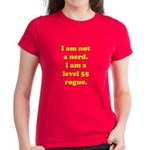 Not Nerd Rogue Women's Dark T-Shirt