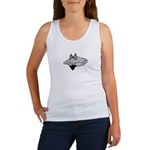 Bearded Clam Women's Tank Top