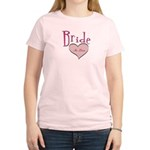Bride in Love Women's Light T-Shirt