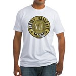 Mom University Honors Graduate Fitted T-Shirt
