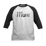Pretty Soccer Mom Mother's Day Kids Baseball Jerse