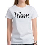 Pretty Soccer Mom Mother's Day Women's T-Shirt