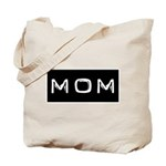 Dymo Black Label Me Mom Mother Tote Bag