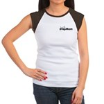 Not StepMom Just Mom Step Women's Cap Sleeve T-Shi