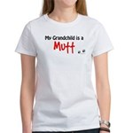 Mutt Grandchild Women's T-Shirt