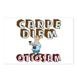 Carpe Diem Otiosam m Postcards (Package of 8)