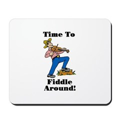 Fiddler Mouse Pad