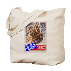Out of the Way! Tote Bag