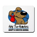 Homeless Pets Mousepad