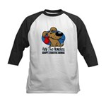 Homeless Pets Kids Baseball Jersey
