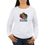 Homeless Pets Women's Long Sleeve T-Shirt