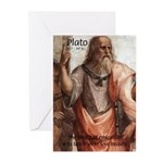 Plato Education: Greeting Cards (Pk of 10)