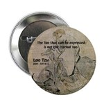 "Lao Tzu Philosophy of Tao 2.25"" Button (100 pack)"