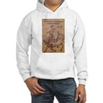 Lao Tzu Philosophy of Tao Hooded Sweatshirt