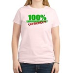 100% Environmentally Unfriend Women's Light T-Shir