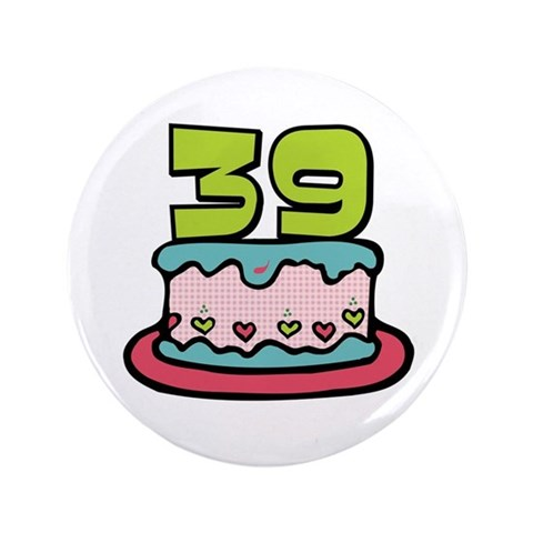Surprising your birthday friends with our cute cartoon 39 birthday cake
