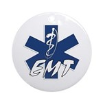 EMT Active Ornament (Round)