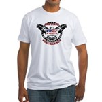 VRWC Red State Fitted T-Shirt