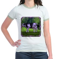 The Purple Cow Jr. Ringer T-Shirt